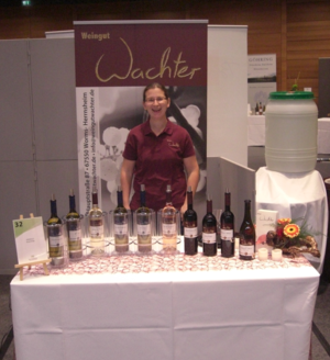 Weinmesse Worms 2014